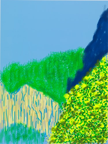 """""""Untitled No. 3"""" from """"The Yosemite Suite"""" 2010"""