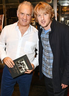 """Charles Finch Hosts """"The Night Before BAFTA"""" Book Launch Party At Maison Assouline"""