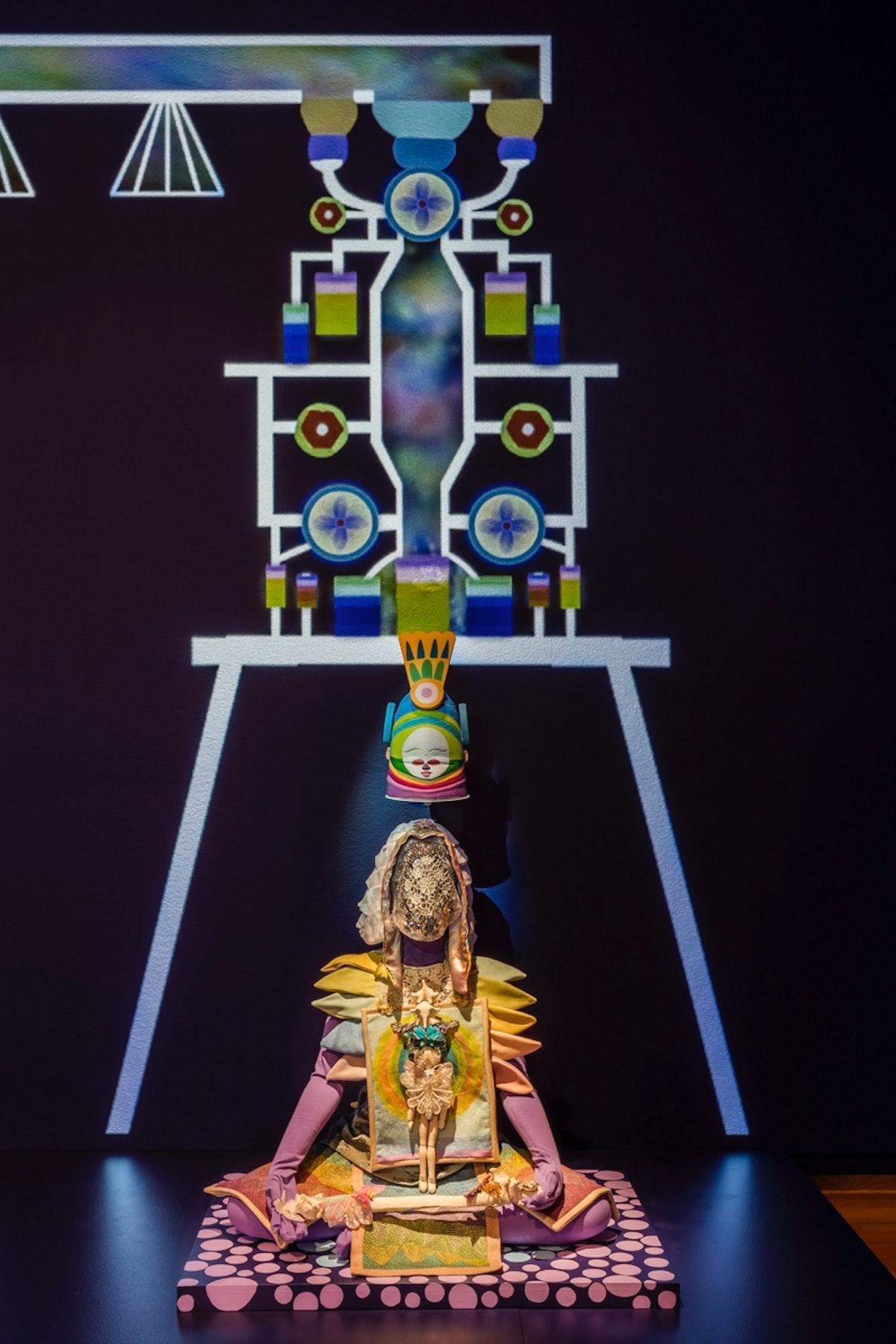 SAM LIGHTS @ Olmpic Sculpture Park, 2014 - Photo by Nathaniel Willson