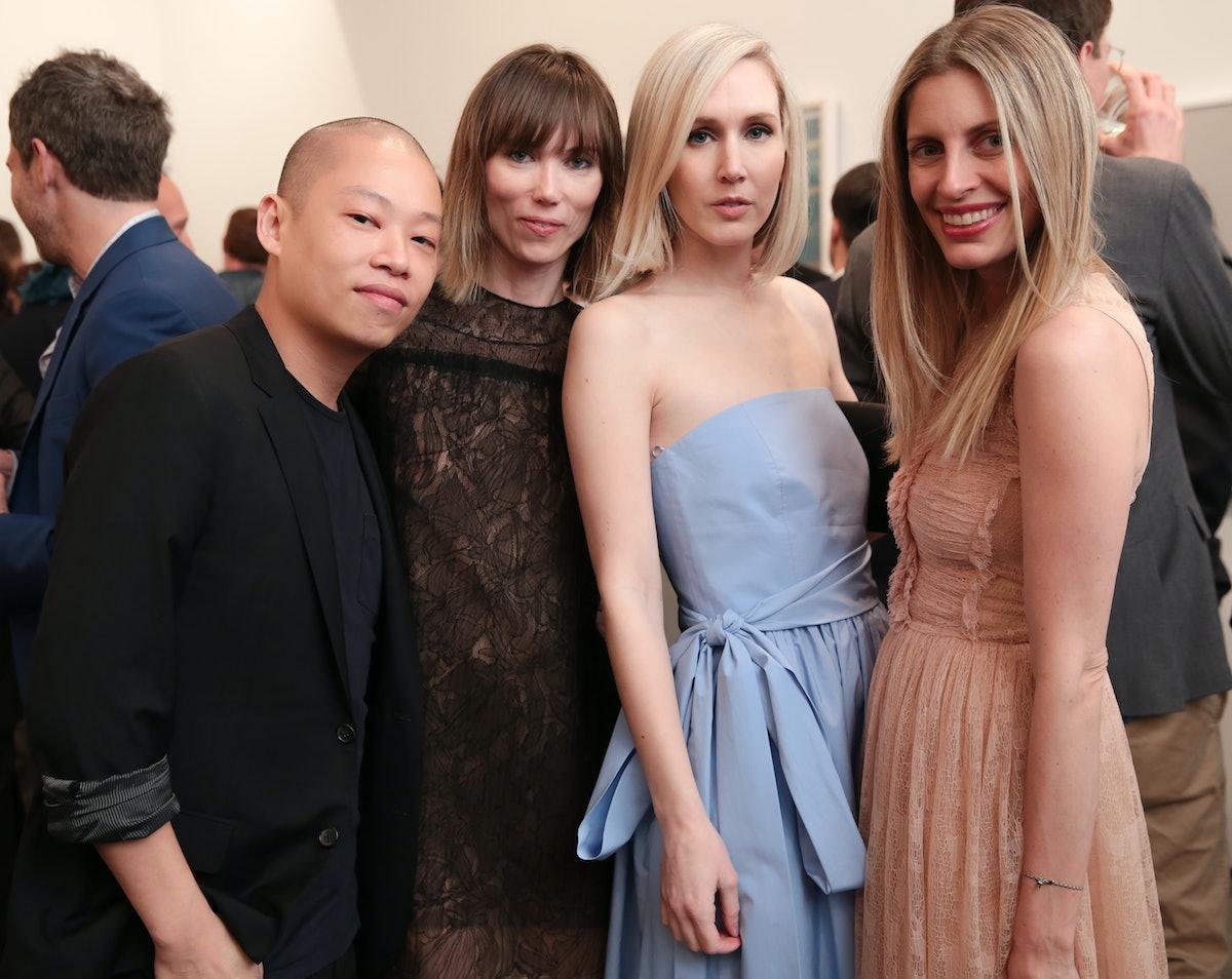 Jason Wu, Anya Ziourova, Jane Keltner de Valle, Valerie Boster