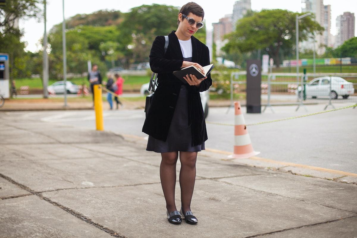 São Paulo Street Style
