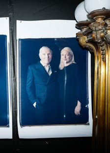 FREE ARTS NYC 17TH ANNUAL ART AUCTION: CELEBRATING GLENN O'BRIEN HOSTED BY RICHARD PRINCE & FENDI