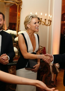 Guests Attend Bloomberg Vanity Fair White House Correspondents' Association (WHCA) Dinner Afterparty