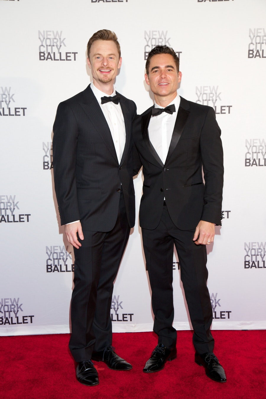 ChristopherWheeldon and Ross Rayburn