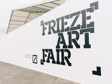 Frieze Art Fair 2016 Street Style Day 1