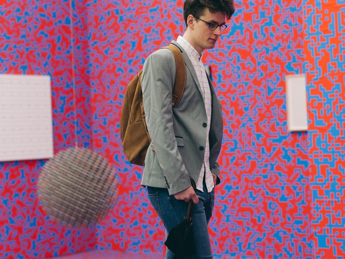 Frieze New York Street Style, Day 2