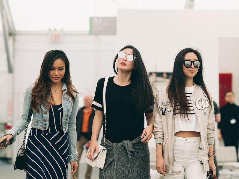 Frieze New York Street Style Day 4