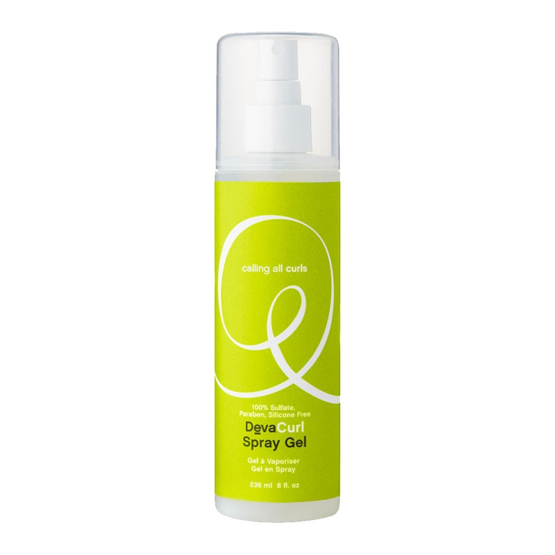 Curly Hair Frizz Humidity Control