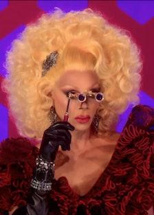 RuPaul from RuPaul's Drag Race.