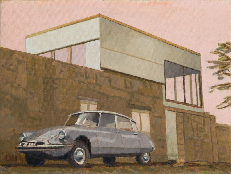 Citroen by Modernist House