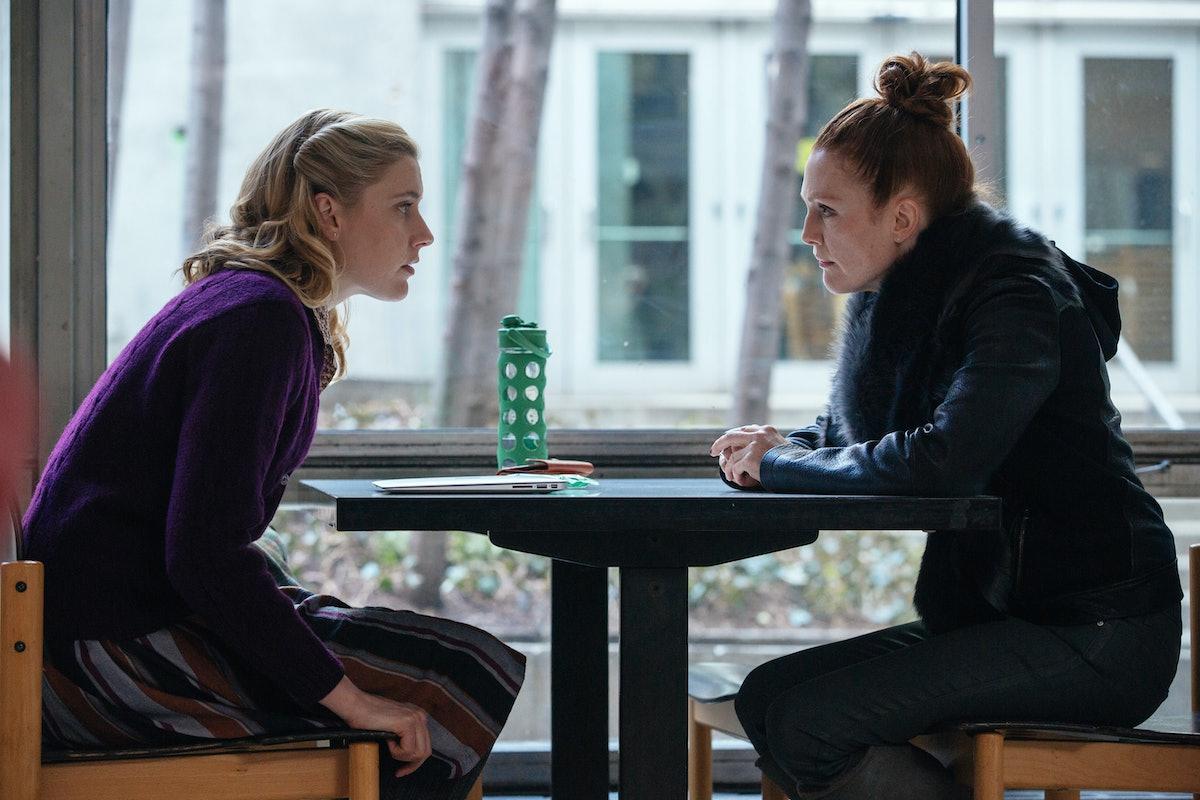 "Behind the scenes of ""Maggie's Plan"""