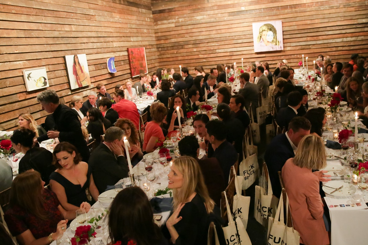 The Bruce High Quality Foundation's: Annual Benefit Dinner and Art Auction
