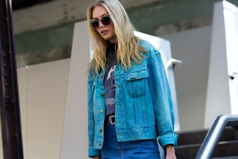 Australia Fashion Week Street Style