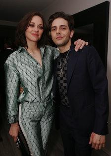 Marion Cotillard and Xavier Dolan