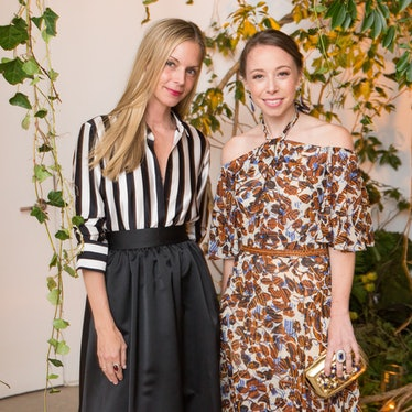 The MUSEUM OF ARTS AND DESIGN's Young Patrons Gala: Presented by ROGER VIVIER Honoring GHADA AMER