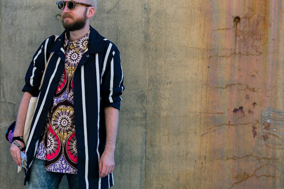 Australia Fashion Week Street Style