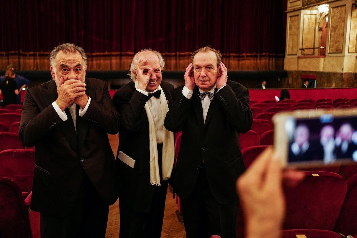 Francis Ford Coppola, Vittorio Storaro, Dean Tavoularis