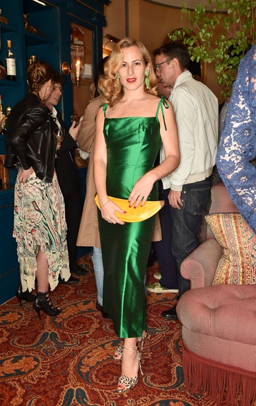 System Magazine host a party to celebrate the launch of Issue 7 at Mark's Club, London, Britain on 2...