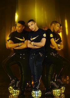 Olivier Rousteing x Nike