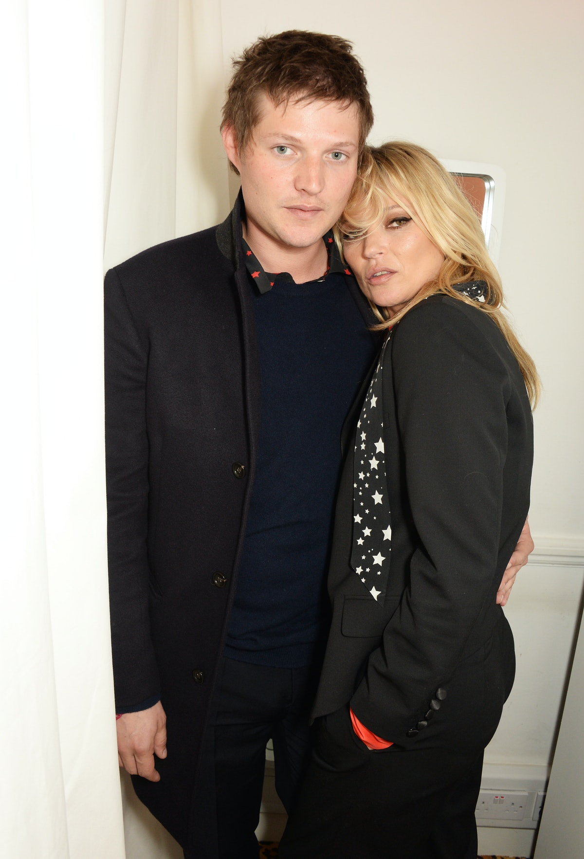Kate Moss For Equipment X NET-A-PORTER Collection Launch