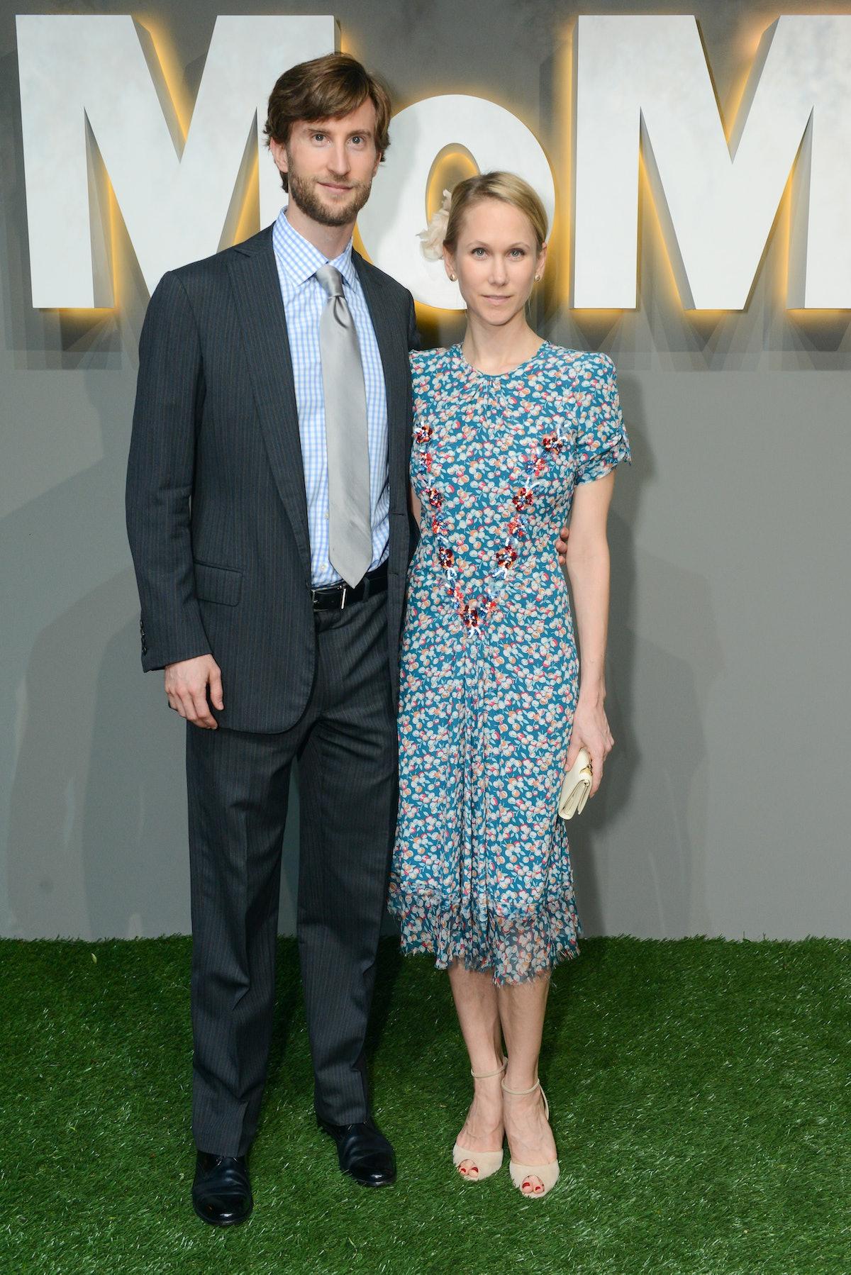 Justin and Indre Rockefeller
