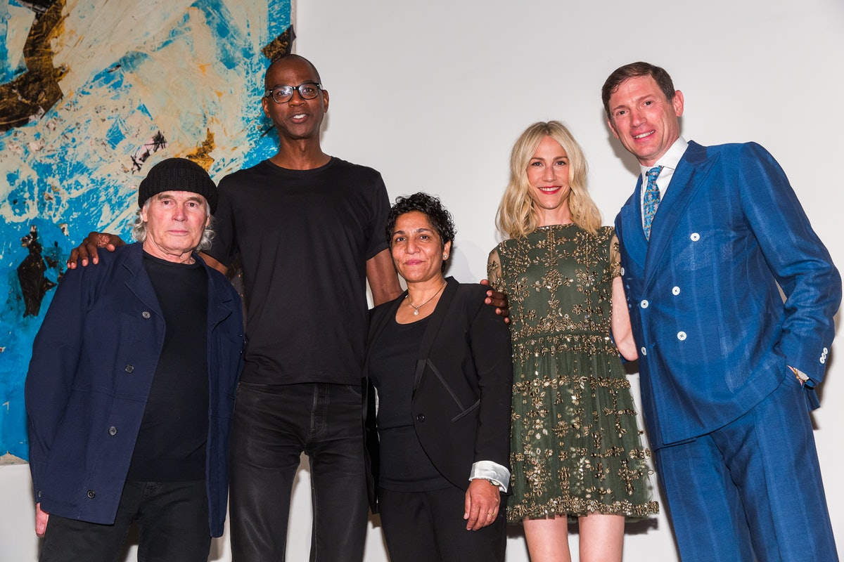 Honorees at The Museum of Modern Art's 2016 Party in the Garden
