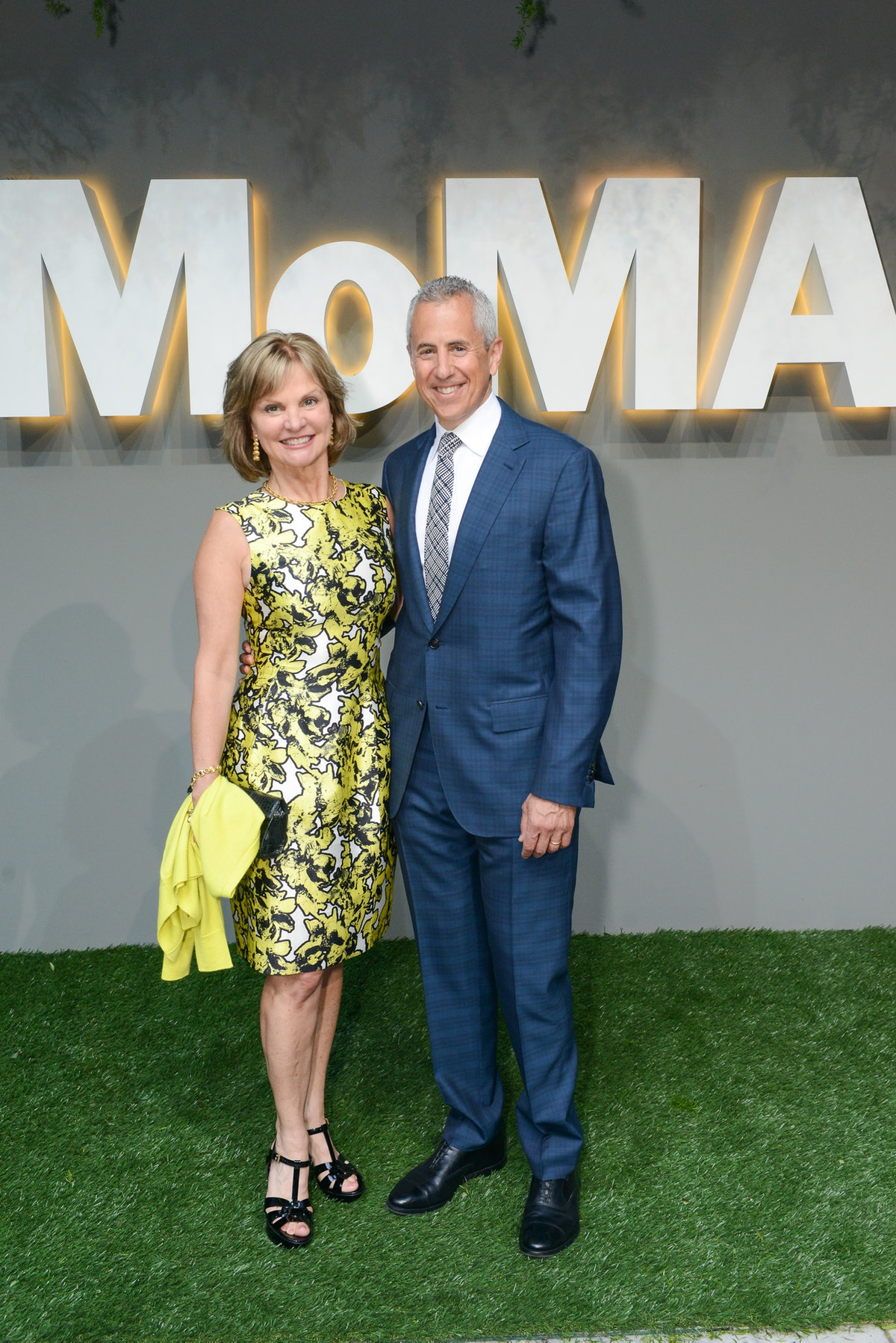 Audrey and Danny Meyer