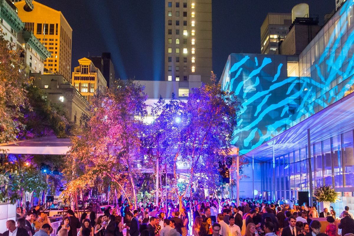 The Museum of Modern Art's 2016 Party in the Garden