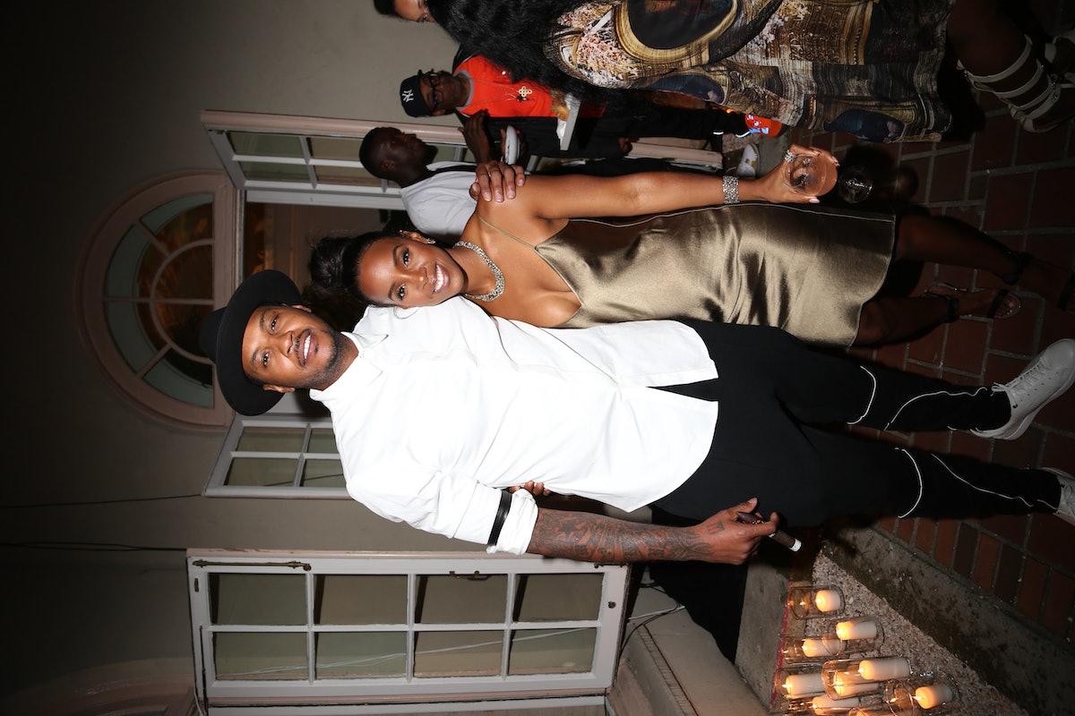 Carmelo Anthony, Kelly Rowland