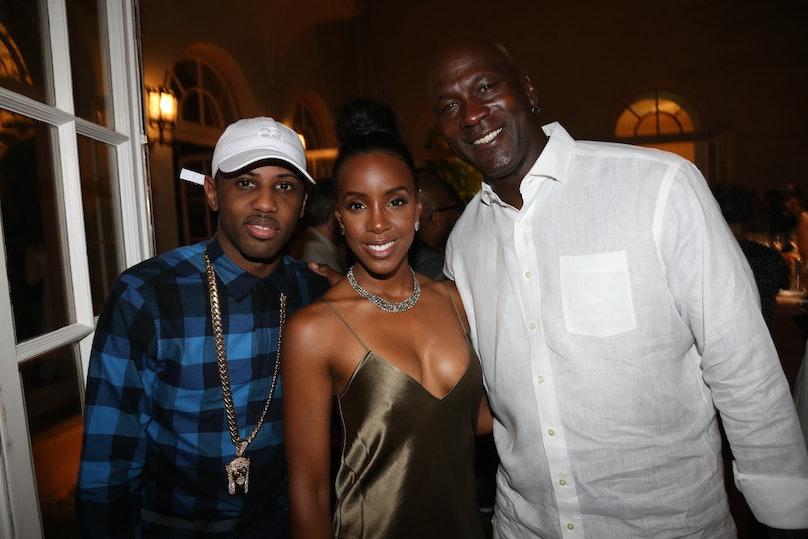 Fabolous, Kelly Rowland, Michael Jordan