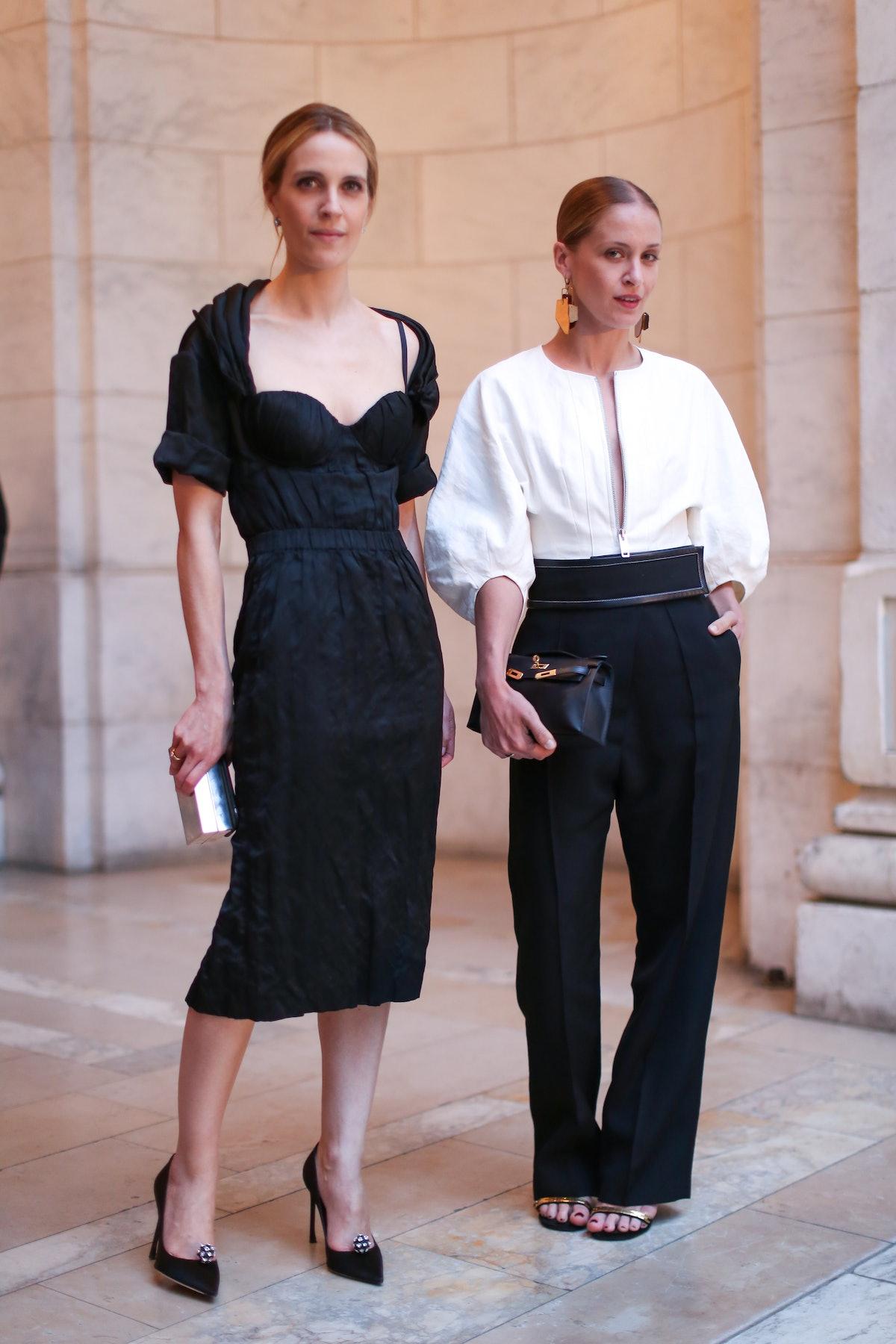 Vanessa Traina and Victoria Traina