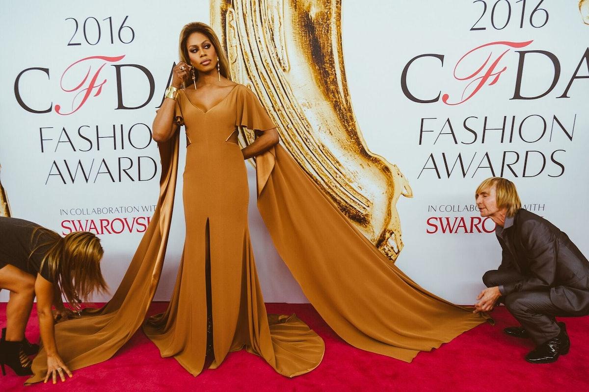 CFDA Red Carpet