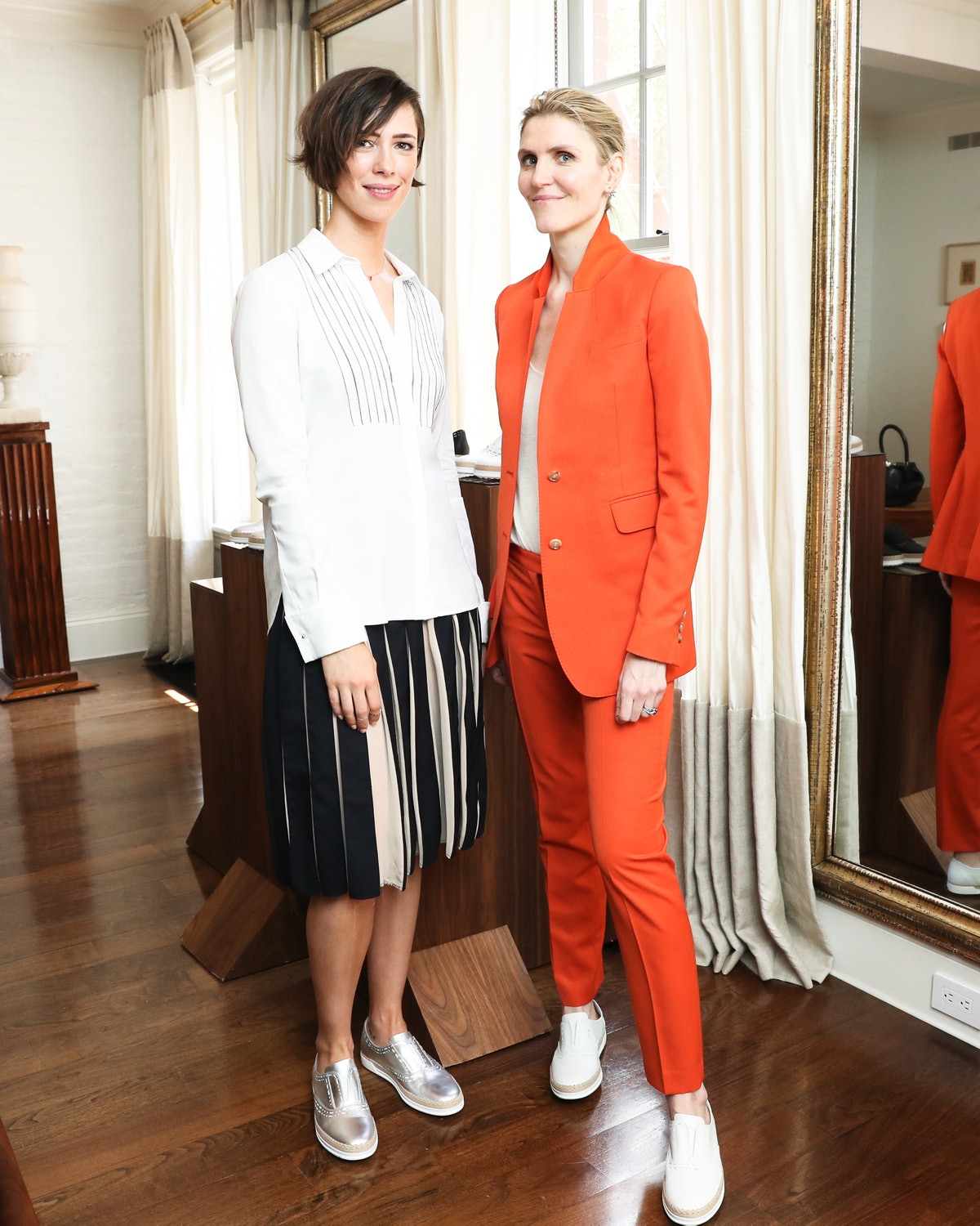 Tod's Celebrates: the limited edition shoe collaboration with Gabriela Hearst