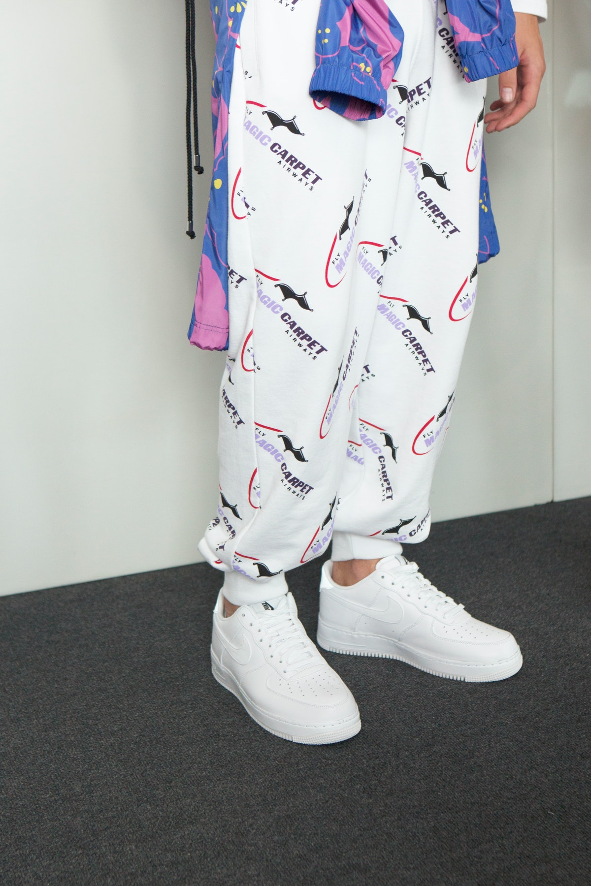 Bobby Abley Backstage