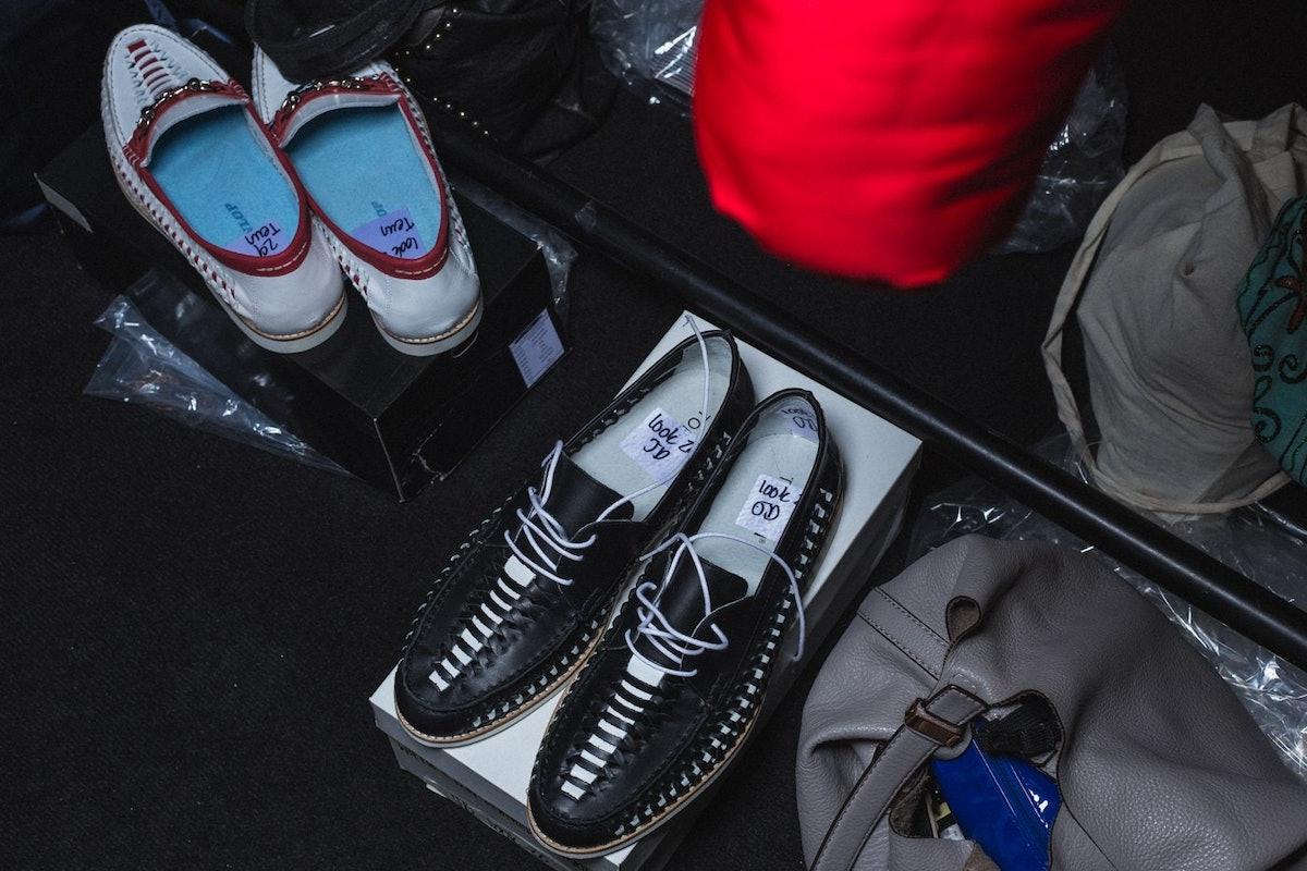Topman Backstage