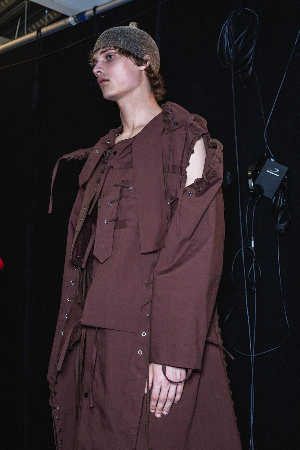 Craig Green Backstage