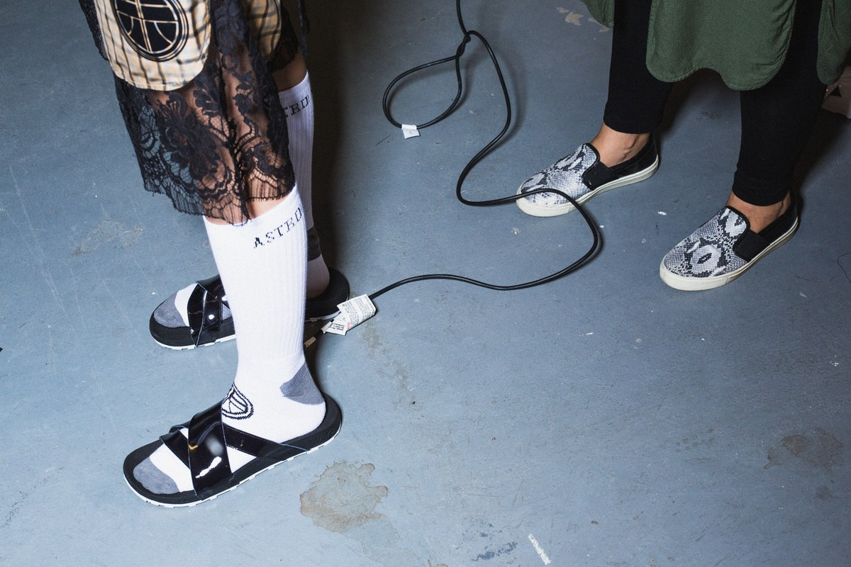 Astrid Andersen Backstage