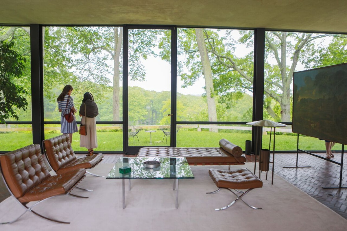 Glass House Summer Party