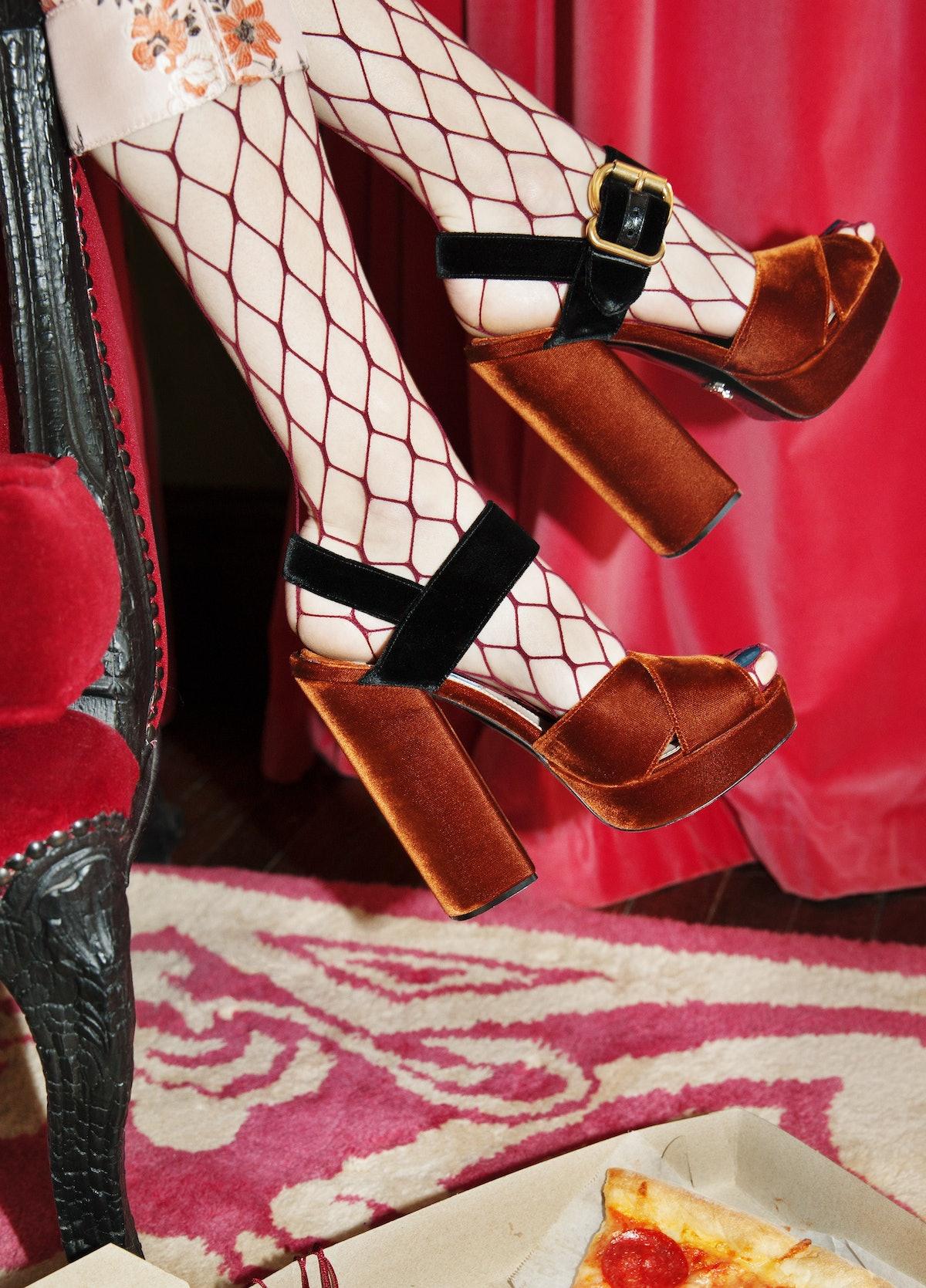 Trend Grid: Heels