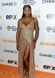 "The Premiere of EPIX Original Documentary ""Serena"""