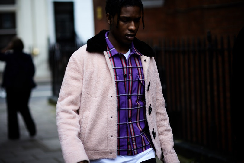 London Collections Men Street Style Day 3