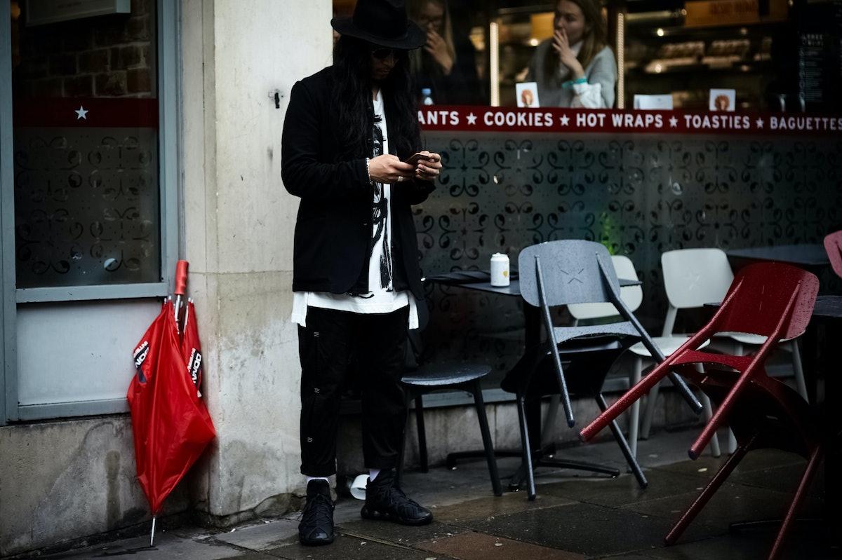 LFW Street Style