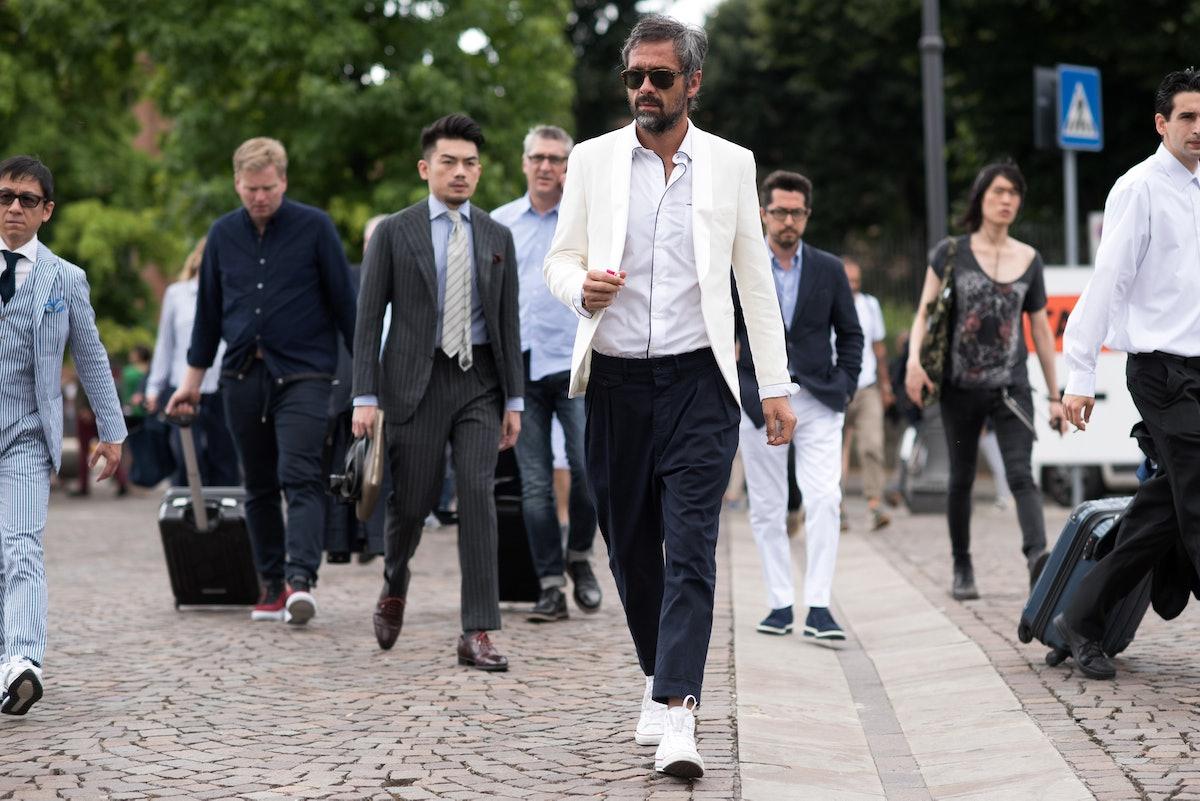 Pitti Uomo Street Style Day 2
