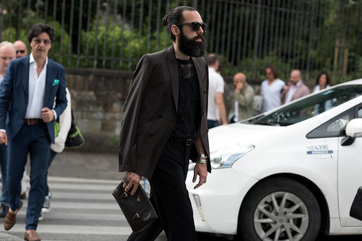 Pitti Uomo Street Style Day 3