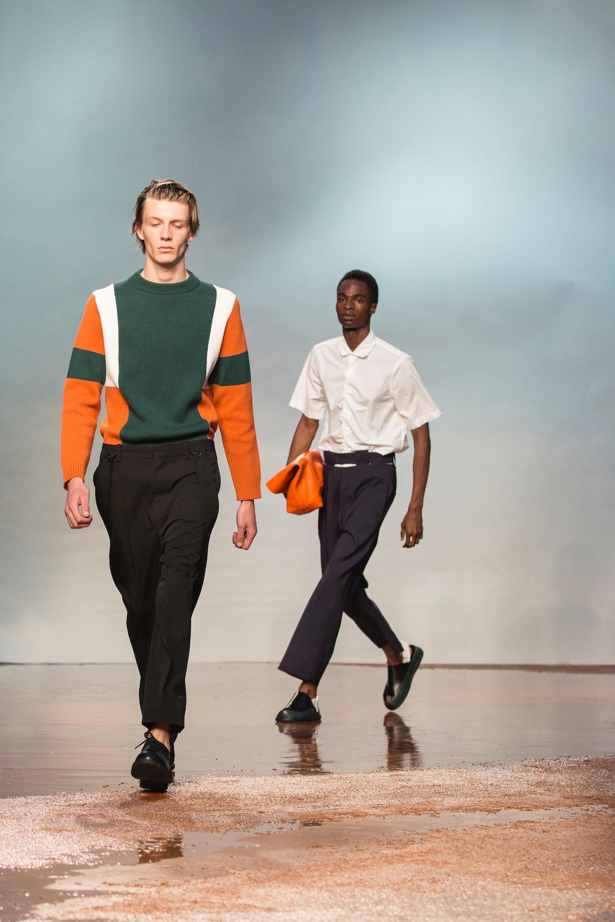 Marni Menswear Spring 2017