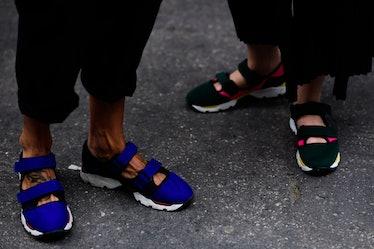 Milan Menswear Street Style Day 1