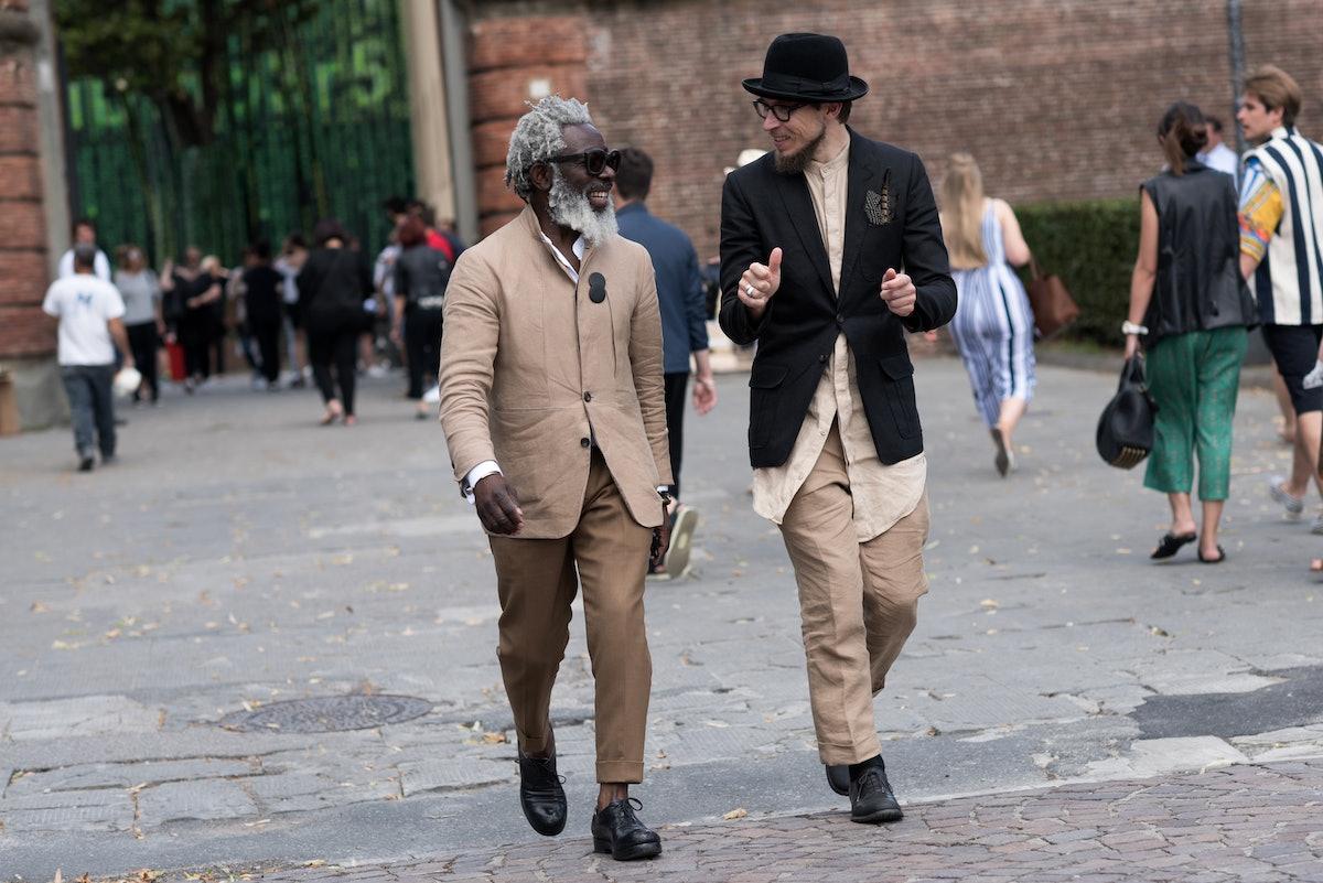 Pitti Uomo Street Style Day 4