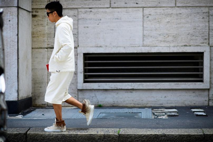 Milan Menswear Street Style Day 2