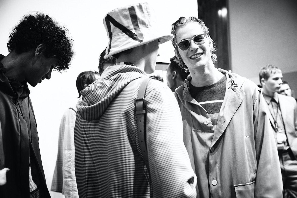 Fendi Milan Men's Fashion Week Spring 2017