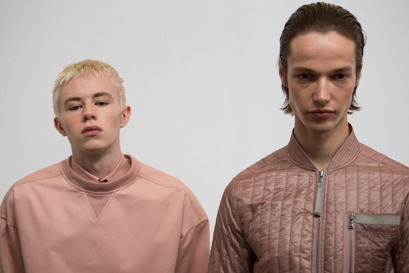 Diesel Black Gold Milan Men's Fashion Week Spring 2017